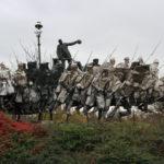 【ハンガリー】ブダペスト・共産主義時代の銅像がそろう!「メメント・パーク」