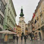 ブダペストから日帰り!ちいさなブラチスラバを1日観光♡
