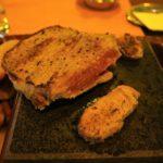 【ブダペストの晩ごはん】カサブランカ/渋い雰囲気の中で、ひとりマンガリッツァ豚を喰らう